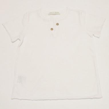 Zhoe & Tobiah T-Shirt Bianca - Zhoe & Tobiah je15-zhoetobiah21