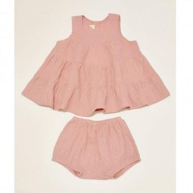 Caffè d'Orzo Pink Dress - Caffè d'Orzo alice-rosa-caffedorzo21