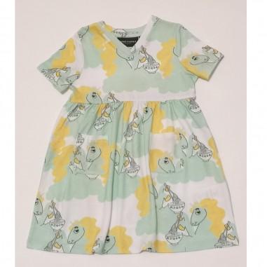 Mini Rodini Unicorn Dress - Mini Rodini 2125013175minirodini21