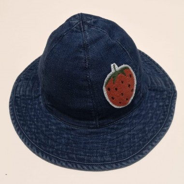 Mini Rodini Strawberry Hat - Mini Rodini 2126510060minirodini21