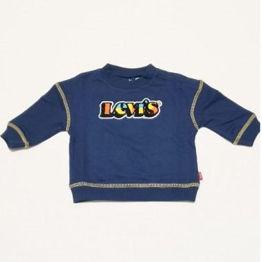 Levi's Baby Sweatshirt - Levi's lk6ec662-levis21