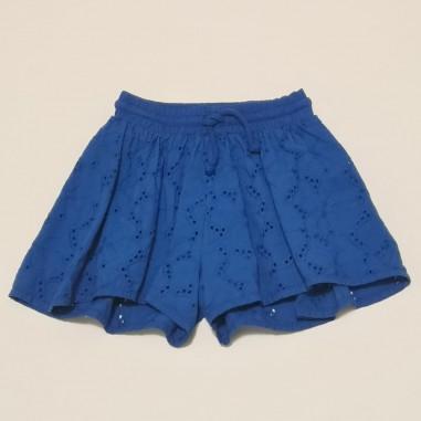 Dixie Kids Shorts Bluette - Dixie re63240g30-dixie21