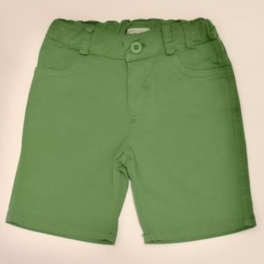 Jo Milano Green Bermuda - Jo Milano 174z8-verde-jomilano21