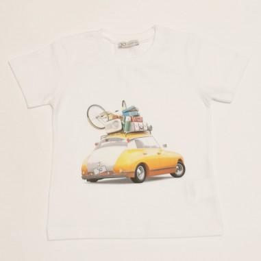 Jo Milano Car T-Shirt - Jo Milano 176m3-jomilano21
