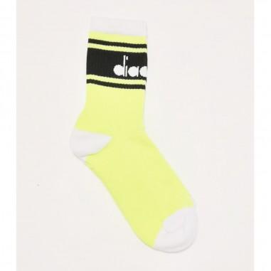 Diadora Yellow Socks - Diadora 26995-giallo-diadora21