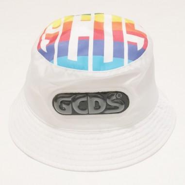 GCDS mini Cappello Bianco - GCDS mini 027977-bianco-gcdsmini21