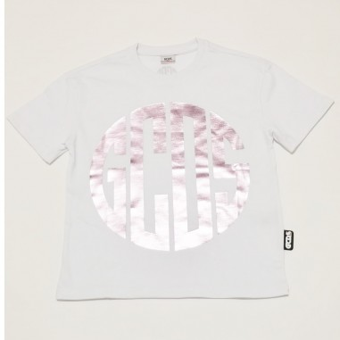 GCDS mini White T-Shirt - GCDS mini 27676-gcdsmini21