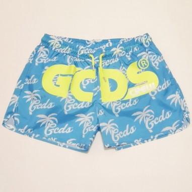 GCDS mini Costume Boxer Turchese - GCDS mini 27969-gcdsmini21