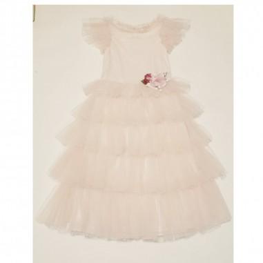 Monnalisa Long Dress - Monnalisa 717910-monnalisa21