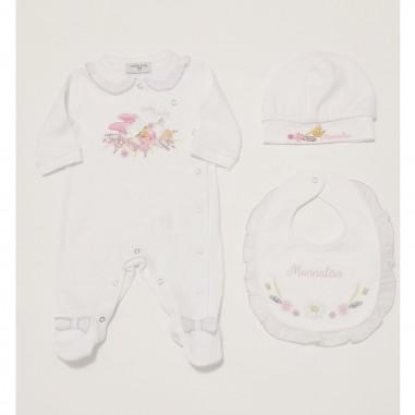 Monnalisa Baby Set - Monnalisa 357505ph-monnalisa21