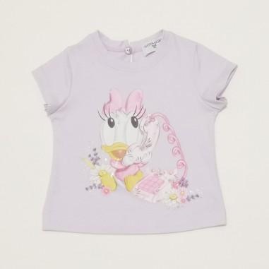 Monnalisa T-Shirt Romantica - Monnalisa 317619ph-monnalisa21