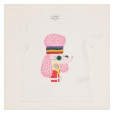 Little Marc Jacobs T-Shirt Bianca - Little Marc Jacobs w15552-littlemarcjacobs21