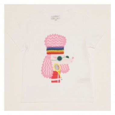 Little Marc Jacobs White T-Shirt - Little Marc Jacobs w15552-littlemarcjacobs21