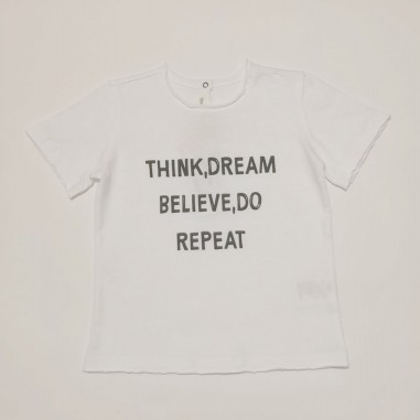 Zhoe & Tobiah T-Shirt Stampa - Zhoe & Tobiah je13-zhoetobiah21