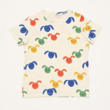 Mini Rodini T-Shirt Pipistrelli - Mini Rodini 2122013111minirodini21