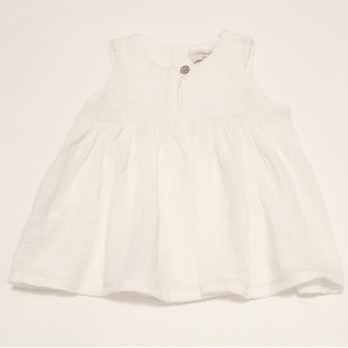 1+ In the Family Blusa Bianca - 1+ In the Family hilda-white-onemore21