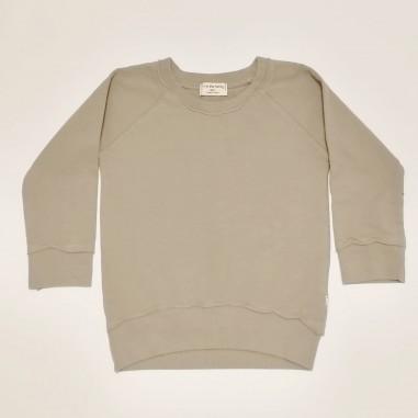 1+ In the Family Kaki Sweatshirt - 1+ In the Family tristan-kaki-onemore21