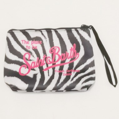 Mc2 Saint Barth Aline Wild Zebra - Mc2 Saint Barth alin001-wldz02-stbarth21