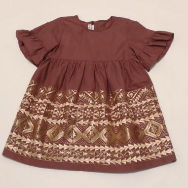 Zhoe & Tobiah Girls Dress - Zhoe & Tobiah le1-zhoetobiah21