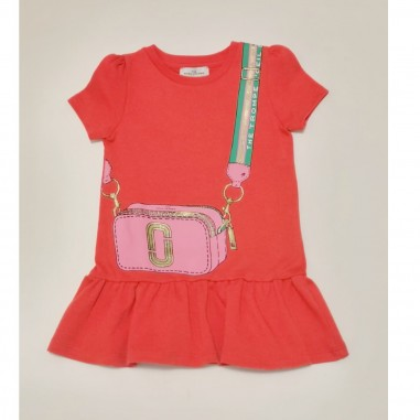 Little Marc Jacobs Abito Rosso - Little Marc Jacobs w12362-littlemarcjacobs21