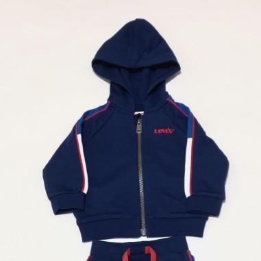 Levi's Baby Zip Up Hoodie - Levi's lk6ec664-levis21