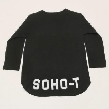 Soho-T T-Shirt Asimmetrica - Soho-T 8010-991-sohot21