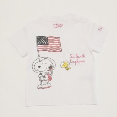 Mc2 Saint Barth Eddy Snoopy Space - Mc2 Saint Barth edd0001-ebs01n-stbarth21