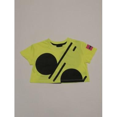 Diadora T-Shirt Cropped - Diadora 27355-diadora21
