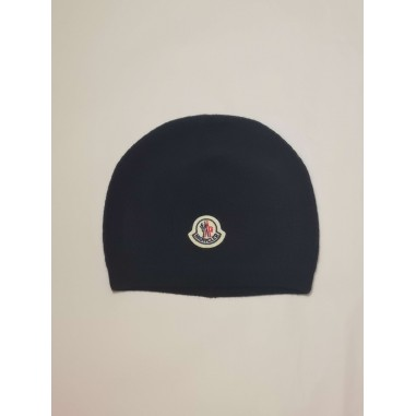 Moncler Baby Hat - Moncler 9z708-20-a9609-moncler21