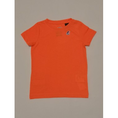 K-Way Le Vrai Edouard Orange - K-way k007je0-z05-kway21