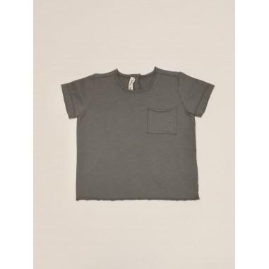 Zhoe & Tobiah Grey T-Shirt - Zhoe & Tobiah je2-zhoetobiah21