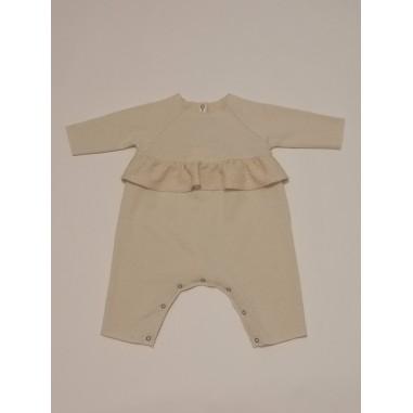 Zhoe & Tobiah Natural Babysuit - Zhoe & Tobiah bf1-zhoetobiah21