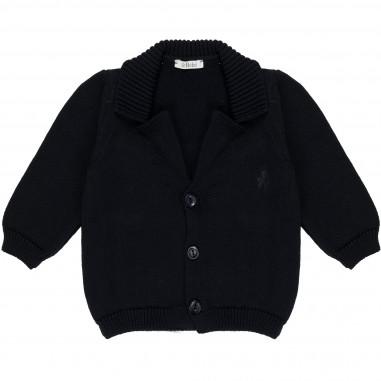 Le Bebé Baby Blue Cardigan LBB1076