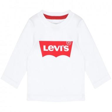 Levi's T-shirt neonato logo basico  NL10204