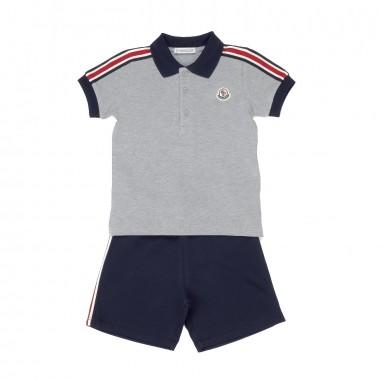 moncler polo shirt boys