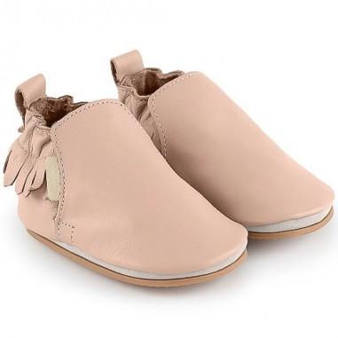 Boumy Scarpine neonati Bao Pastel Pink B002-LE001