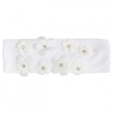 Monnalisa Fascia bambina fiori 391007