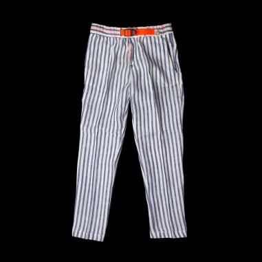 54997a260b2 White Sand Boy striped trousers 18Z16400-CO