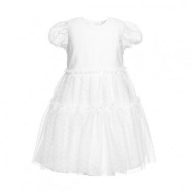 Monnalisa Girl tulle dress 731900