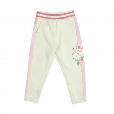 Monnalisa pantaloni ric.rose 192401R2