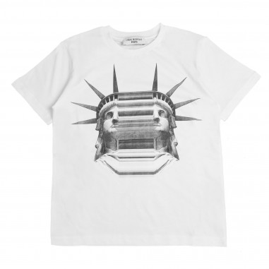 Neil Barrett Kids T-Shirt Jersey  016175-001
