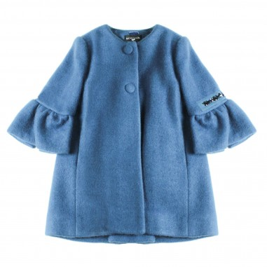 Monnalisa cappotto basic 172107blue