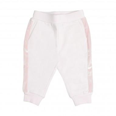 Monnalisa pantaloni c/bande 392415
