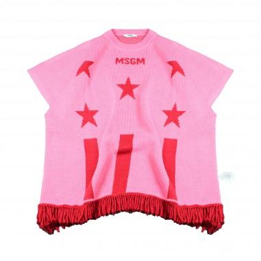 MSGM Mantella Maglieria Girl 016458-042